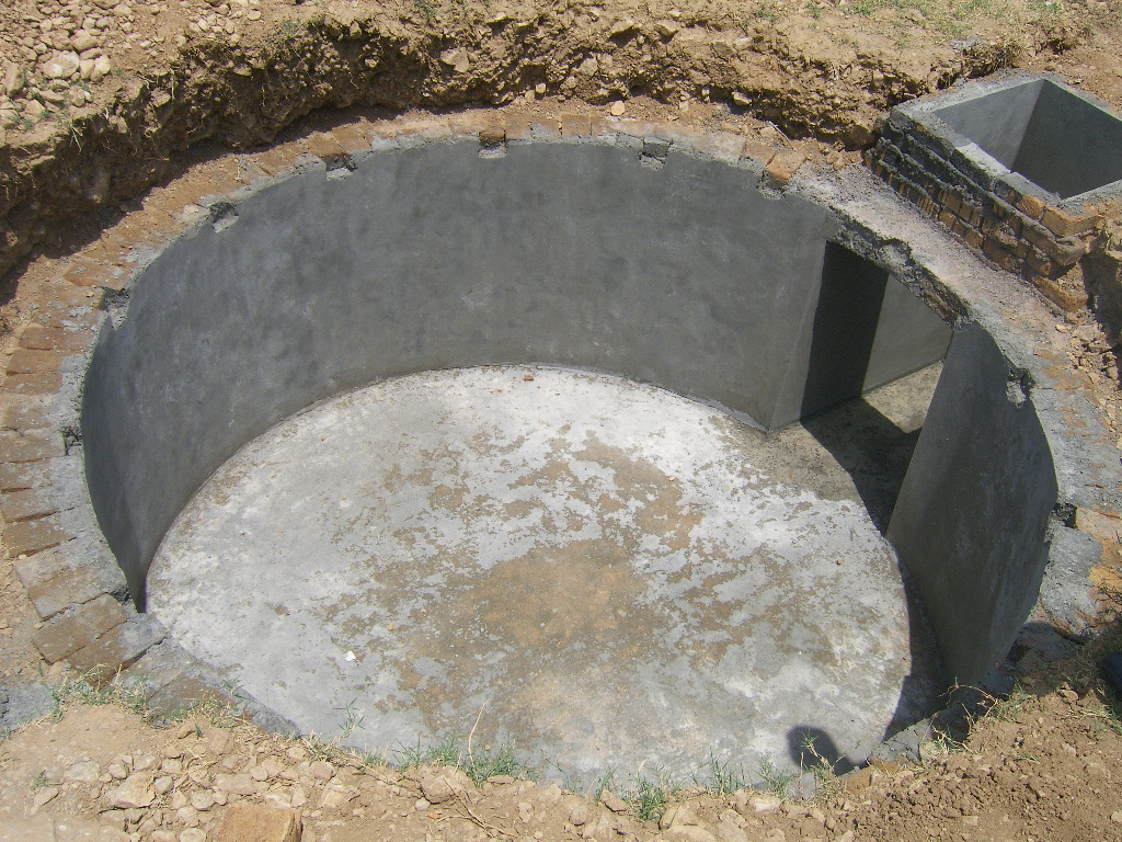 Biogas Plant For Home In Pakistan Best Style And Plans Or Gobar Gasplant Diagram Urdu Download
