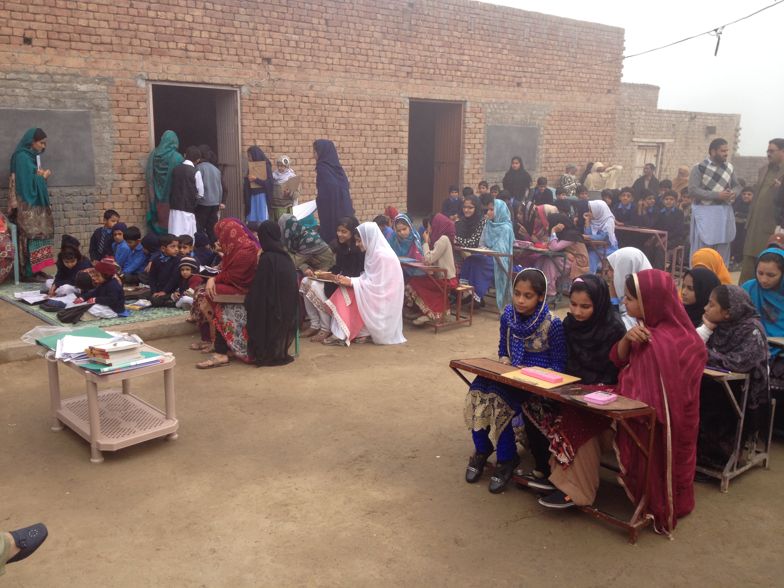 Fund Primary and Secondary Education for the Under-Privileged in Gujranwala
