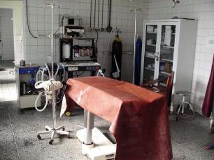 Rebuilding a Hospital